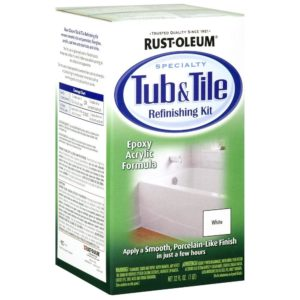 bathtub refinishing supplies & kits